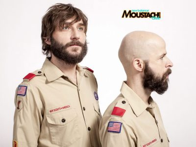New Balance Moustache Club
